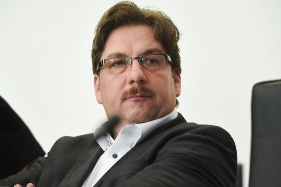 Nach seinem Rauswurf aus der Partei will Holger Arppe weiterhin Abgeordneter im Landtag bleiben. Archivbild.