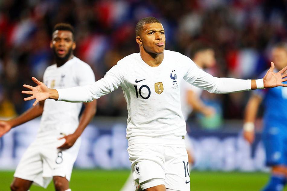 Portrait: Wer ist Kylian Mbappé, der mit 19 die Fußballwelt aufmischt?