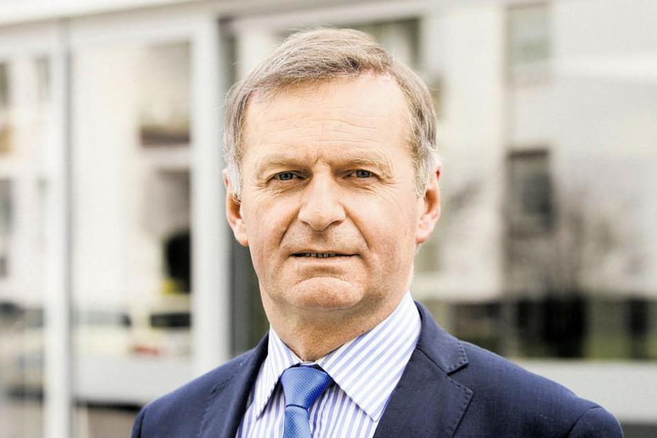 Laut Georg Rüter, Geschäftsführer vom Franziskus-Hospital, sind brutale Attacken auf Krankenhaus-Mitarbeiter keine Seltenheit mehr.
