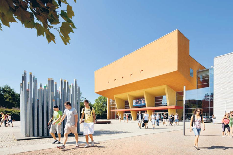 Viele Studenten nutzen inzwischen die psychologischen Beratungen der TU  Chemnitz.