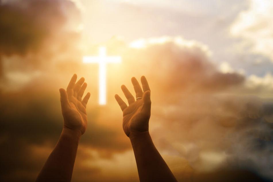 Die Amerikanerin wollte ihren Glauben und Gott testen. (Symbolbild)