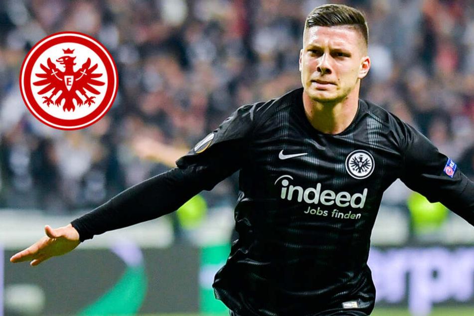 Jovic-Wechsel von Eintracht Frankfurt zu Real Madrid rückt näher