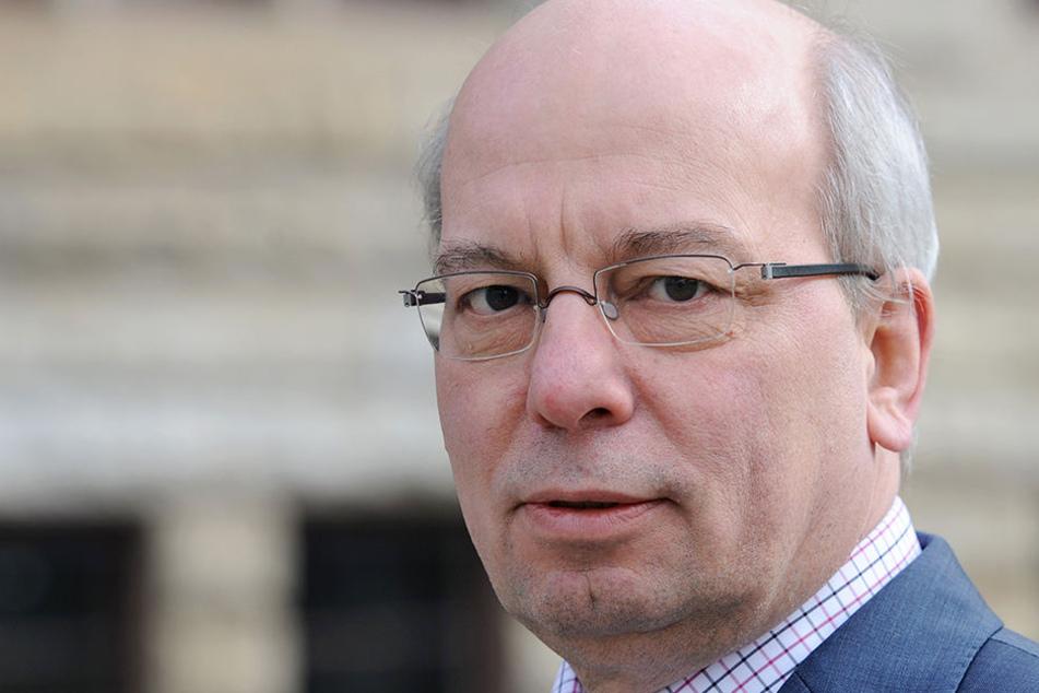 Rainer Wendt (60) war früher einmal Polizeigewerkschaftschef.