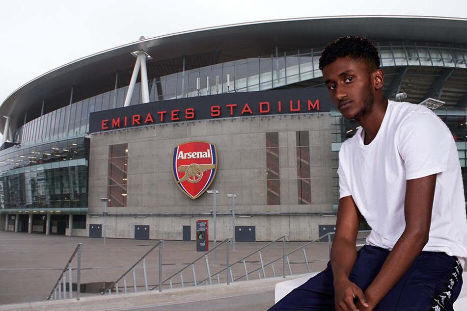 Arsenal-Fan (†20) wird auf dem Weg zum Spiel erstochen