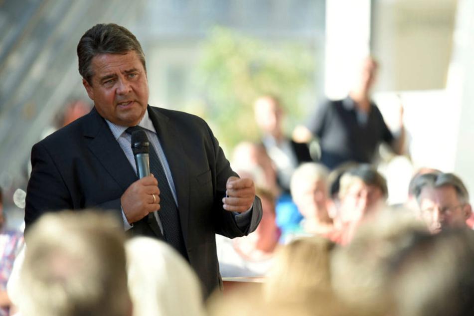 SPD-Chef SigmarGabriel (56).