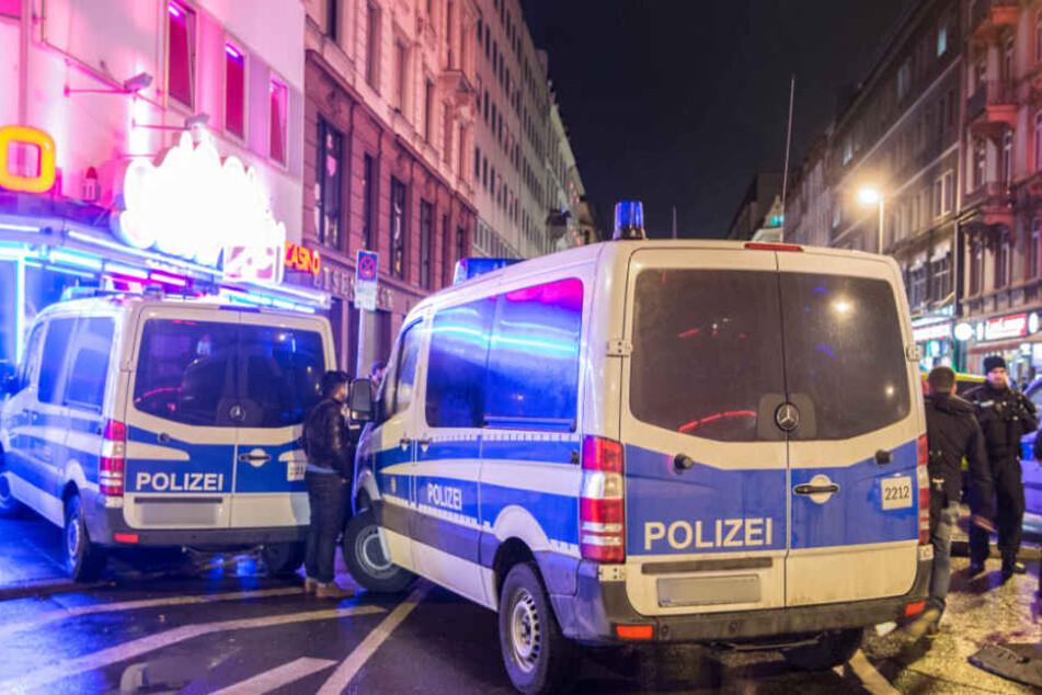 Frankfurter Bahnhofsviertel: Gefährliche Körperverletzung mit Schere