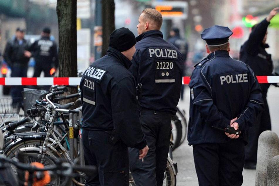 Die Polizei musste in der vergangenen Nacht zu blutigen Auseinandersetzungen ausrücken. (Archivbild)