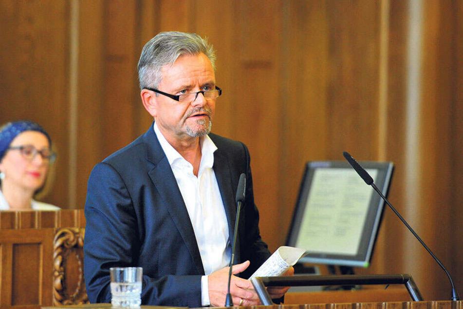 Tino Fritzsche (57, CDU)