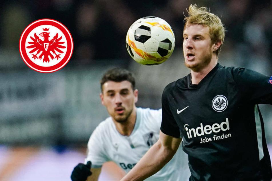 Spiel aus der Hand gegeben: Frankfurt zittert sich gegen Guimaraes in K.-o.-Phase