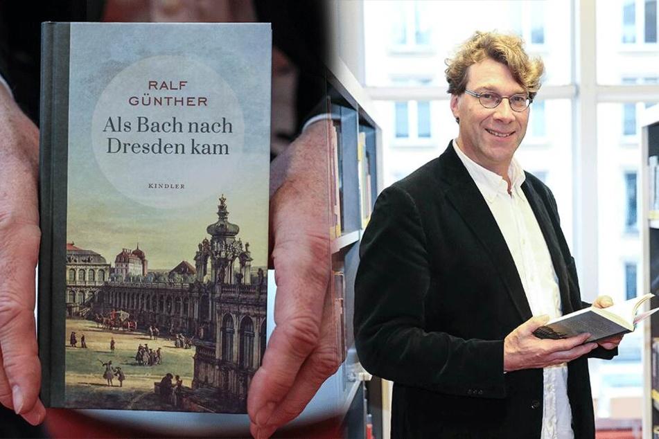 Dresden: In Sachsen heimisch geworden: Schriftsteller Ralf Günther