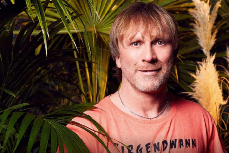 Ansgar Brinkmann (48) ist nicht so scharf auf die Dschungel-Krone.