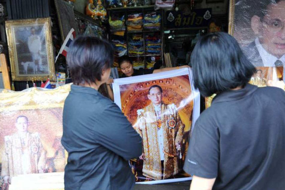 Am 13. Oktober verstarb der thailändische König nach einer 70-jährigen Regierungszeit.