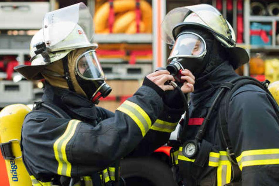 Brand in Flüchtlingsunterkunft - drei Festnahmen