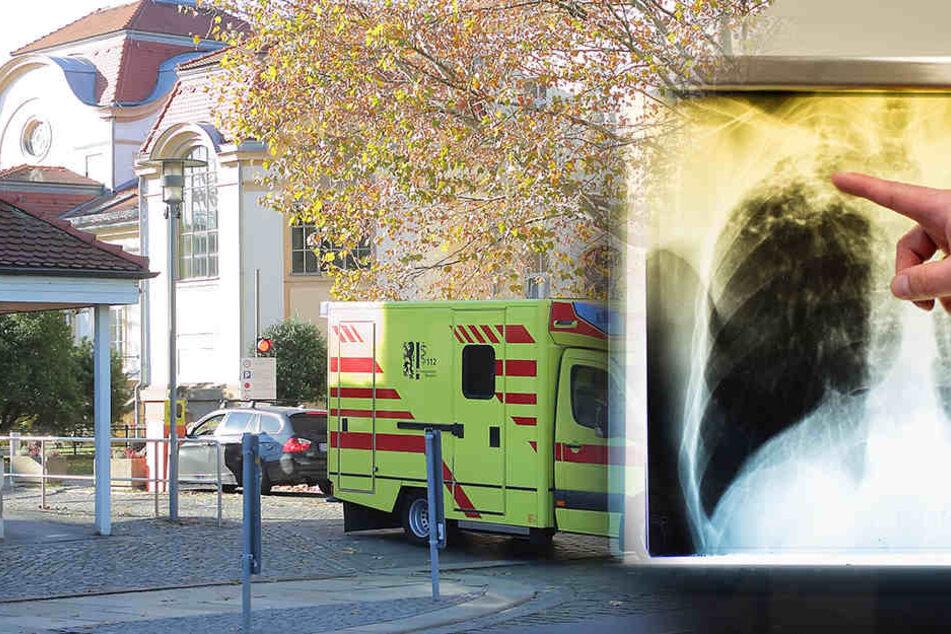 Tuberkulose-Alarm im Friedrichstädter Krankenhaus