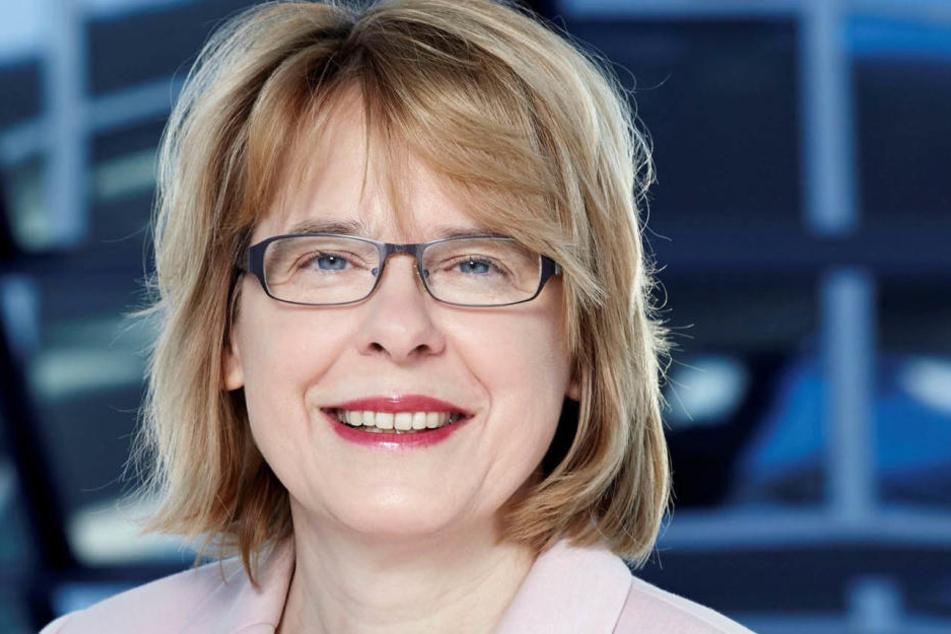 Die CDU-Bundestagsabgeordnete Bettina Kudla (54).