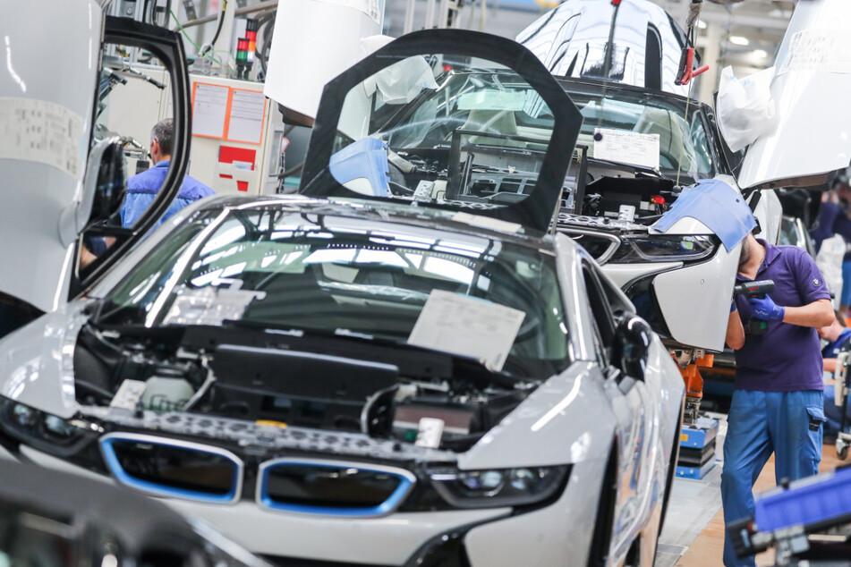 BMW verkauft im April deutlich mehr Autos als vor Corona