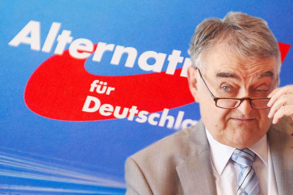 NRW-Innenminister: Verfassungsschutz soll rechten AfD-Flügel beobachten