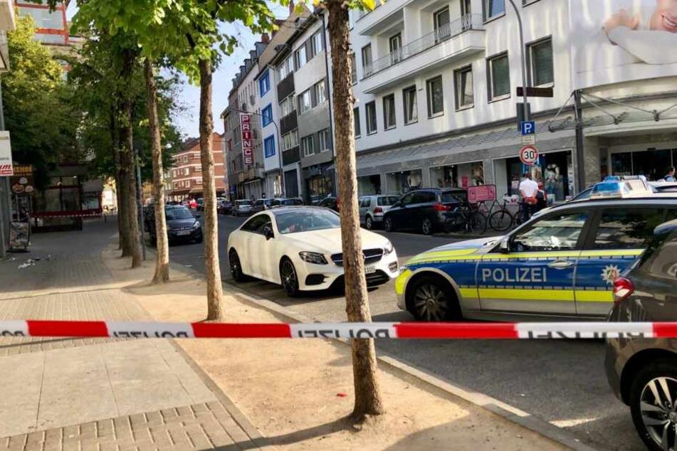 Polizei sucht Messerstecher vom Kölner Neumarkt
