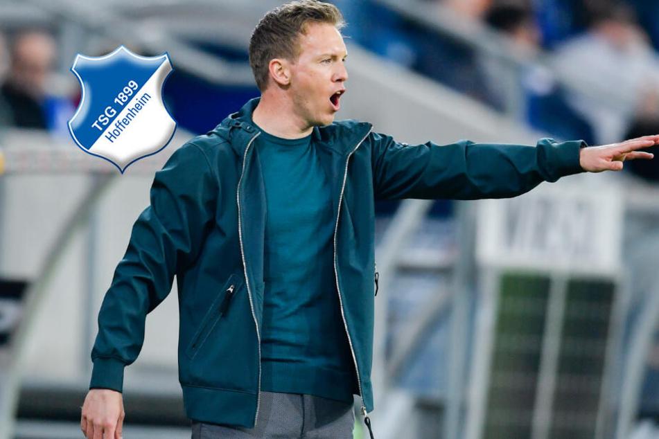 TSG trifft auf den FC Augsburg: Nagelsmann freut sich auf Lieblingsgegner