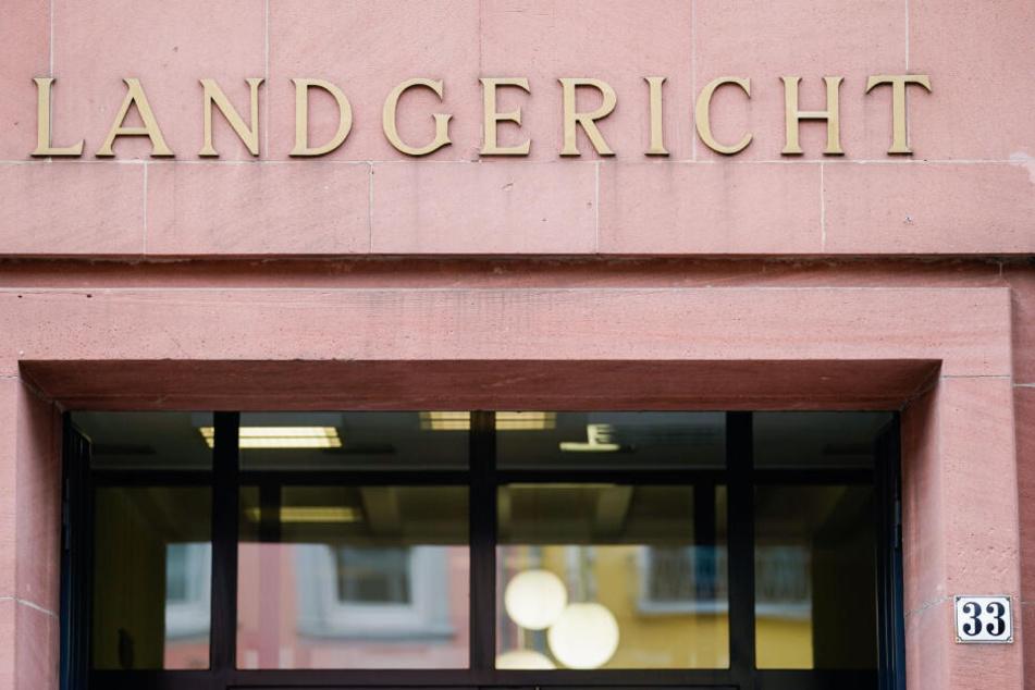 Das Landgericht Frankenthal fällte das Urteil.