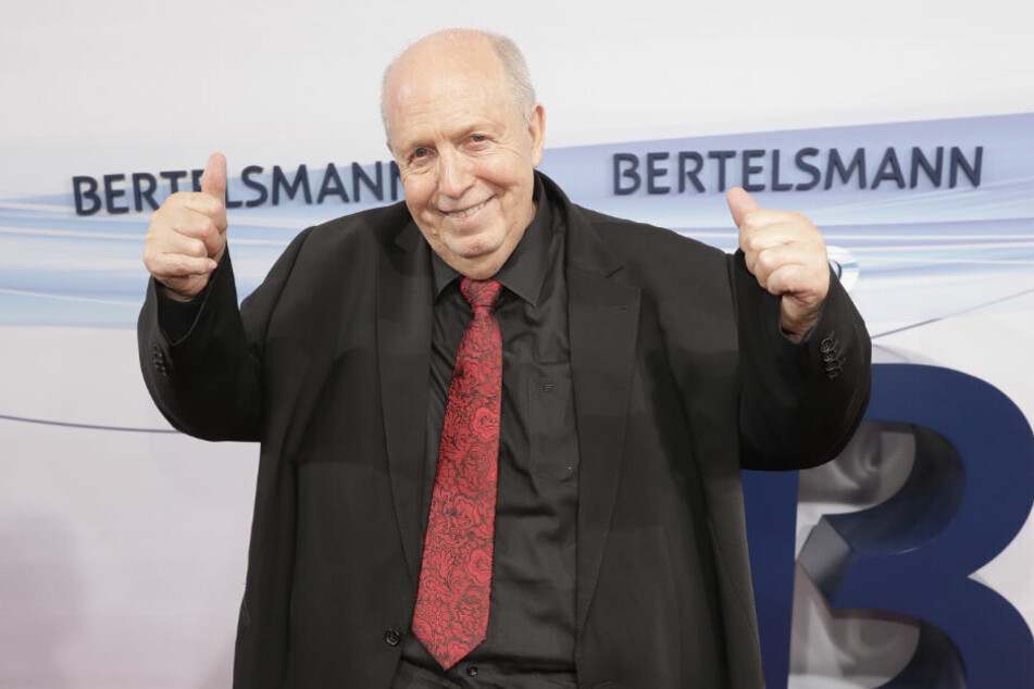 Beglückwünschte die Verantwortlichen der Leipziger zum Ergebnis der Umfrage und bekam einen Shitstorm ab: Fußballkenner, Ex-Manager und Genießer Reiner Calmund (70).