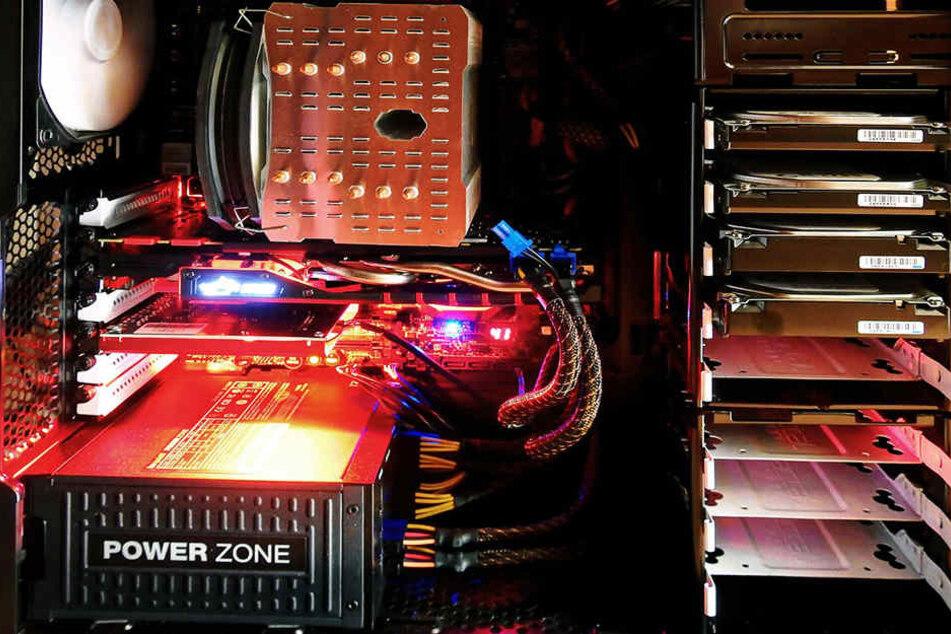 Für eine erfahrene Datenrettungs-Company sind auch große Rechnerkapazitäten kein Problem.