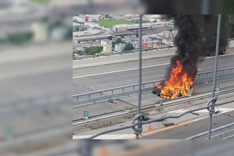 Der 48-Jährige konnte aus den Flammen nicht mehr gerettet werden.