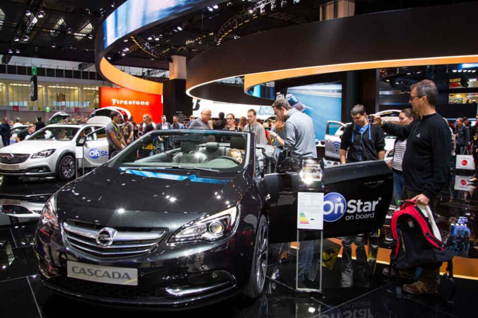 Viele Autohersteller fehlen dieses Jahr auf der Internationalen Automobilausstellung (IAA 2015)