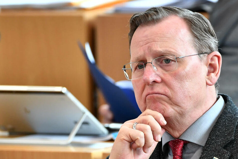 Bodo Ramelow ist besorgt über die politische Lage in Thüringen. (Archivbild)