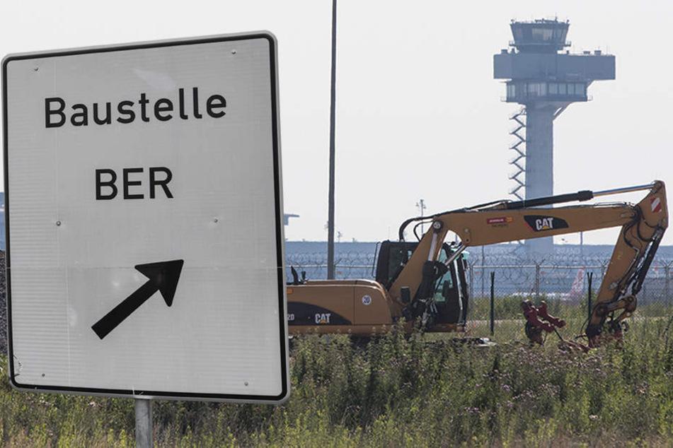 Berliner Pannenflughafen : Weitere Verzögerung möglich: Vertrauliche Projektunterlagen des BER aufgetaucht