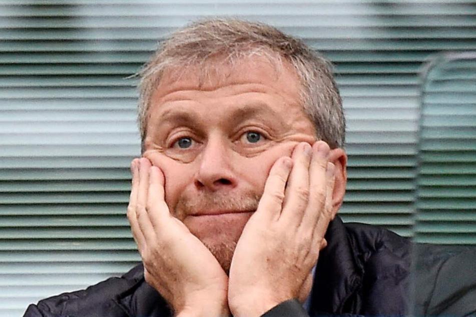 Puh! Diese Abfindung war mal so richtig teuer. Roman Abramovich hat schon so einiges an Geld beim FC Chelsea investiert.