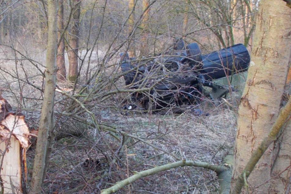 Ein 69-Jähriger aus den Niederlanden wurde bei dem Crash im März getötet.