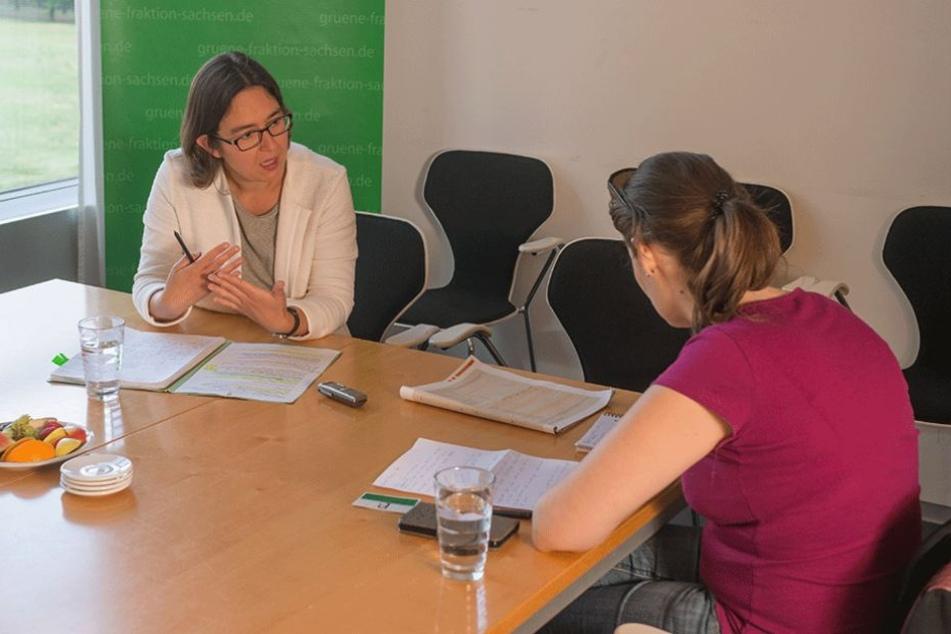 Im Interview erklärt die hochschulpolitische Sprecherin, warum Sachsen die Lehrerausbildung gesetzlich regeln sollte .