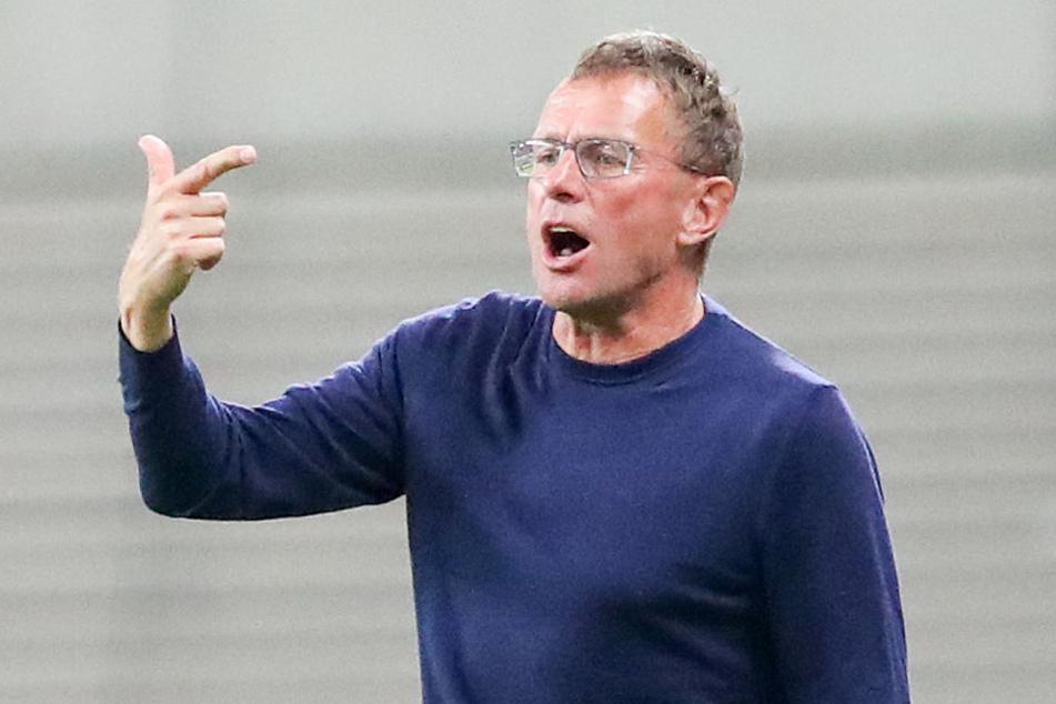 Ralf Rangnick (60) gibt seinen Posten im kommenden Sommer an Julian Nagelsmann (31) ab.
