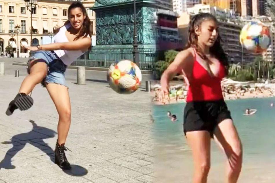 Diese 20-Jährige ist ein Vorbild für Tausende Fußball-Girls weltweit!