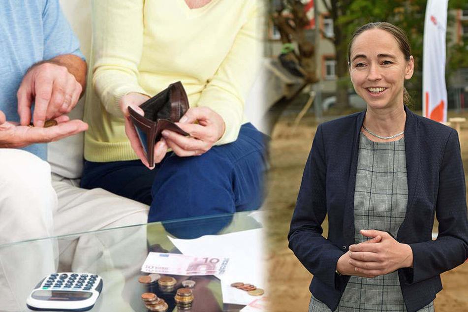 Altersarmut in der Landeshauptstadt: Das sagt Dresdens Sozialbürgermeisterin dazu