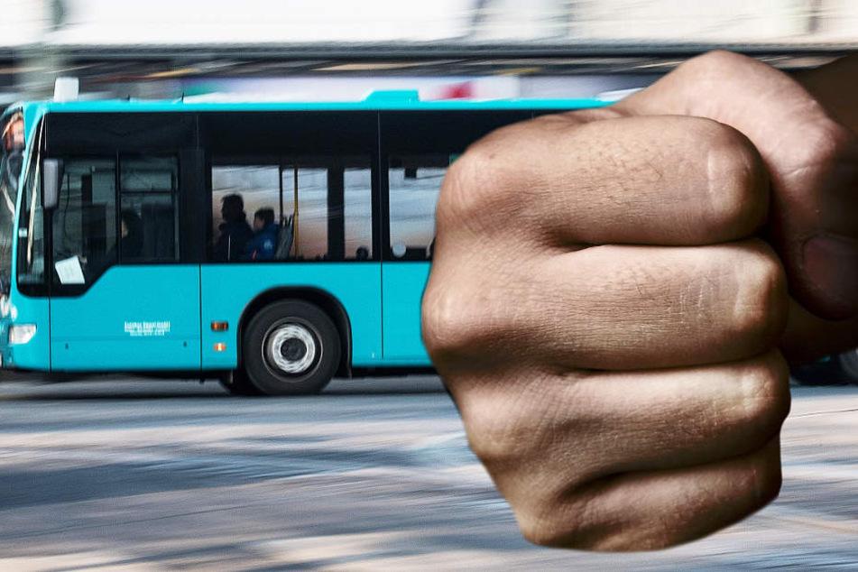 Die Attacke ereignete sich in einem Linienbus in der Grünberger Straße (Symbolbild).