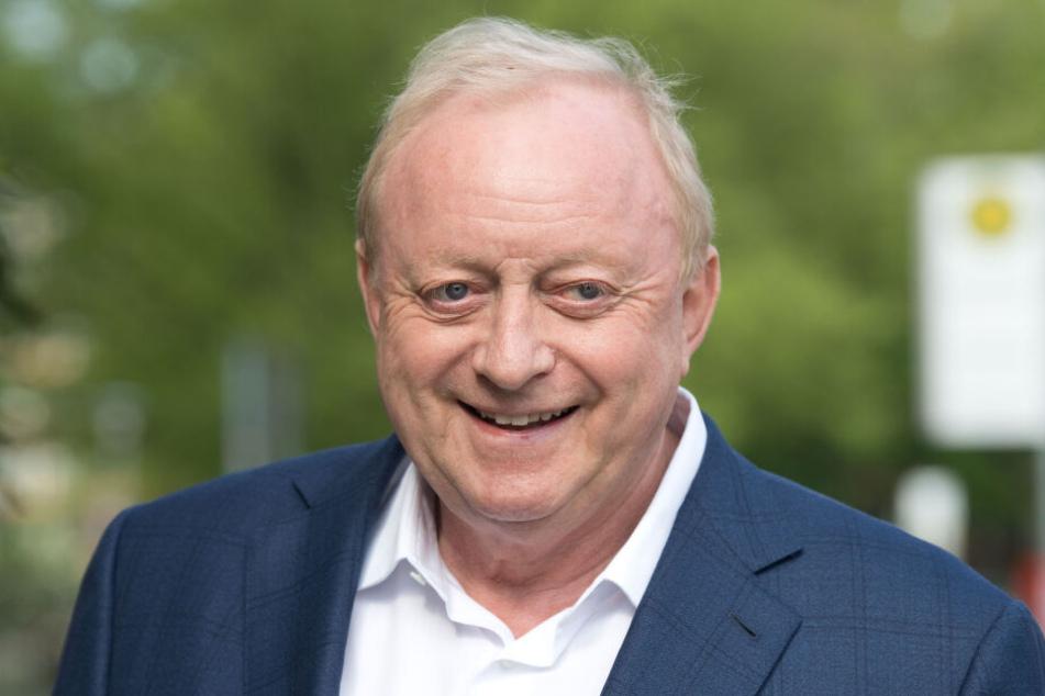 Alfons Schuhbeck Ingwer