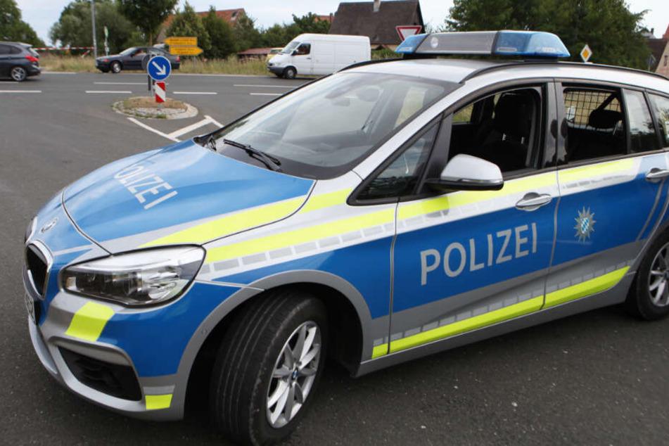 Die Polizei hatte den 30 Jahre alten Mann nach der Bluttat in Rügland im Visier.