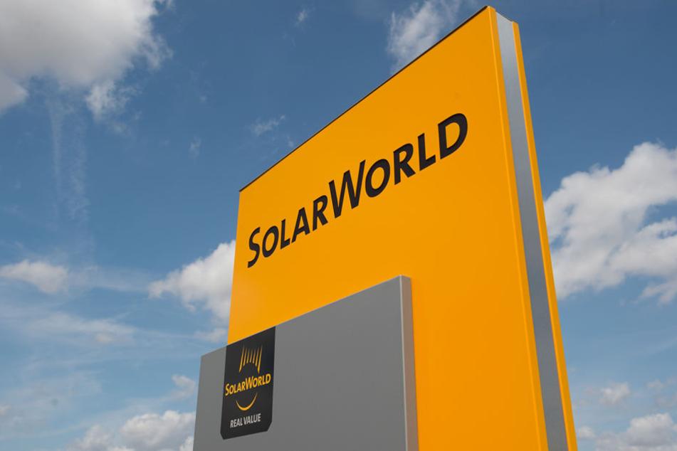 Der Solarhersteller Solarworld AG will Insolvenz anmelden.