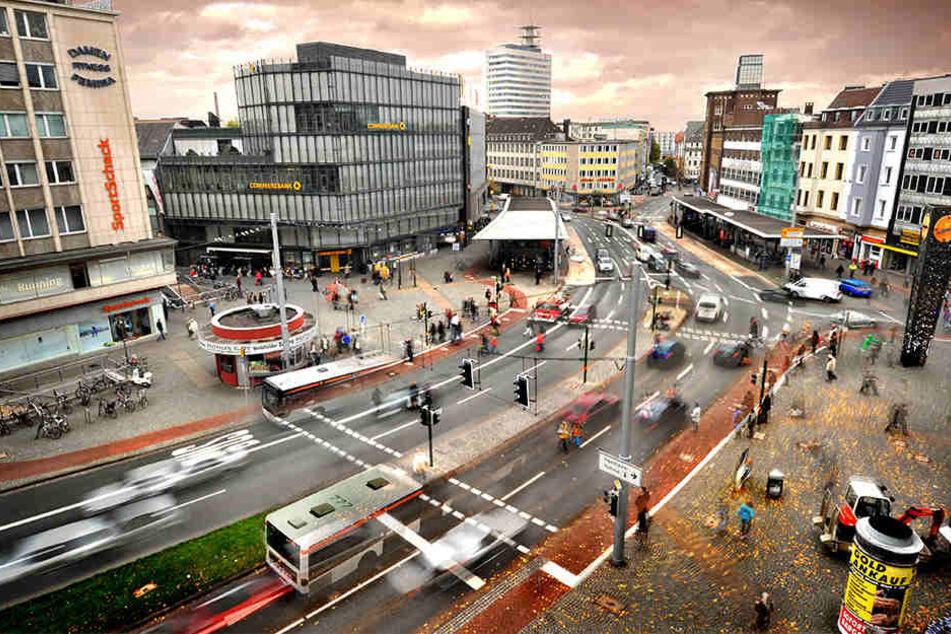 Bielefeld Mitte wird ist aktuell einer der jüngste Stadtbezirke Bielefelds.