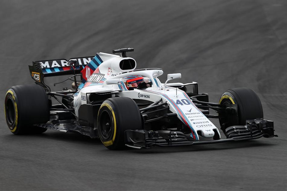In dieser Saison nahm Kubica bereits an einem Formel-1-Training teil.