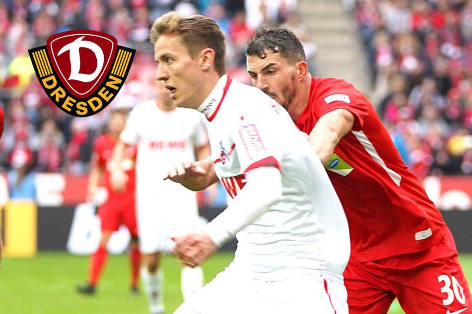 """Kölner Hauptmann vor Dynamo-Duell: """"Unser Anspruch muss sein, zu Hause zu gewinnen"""""""