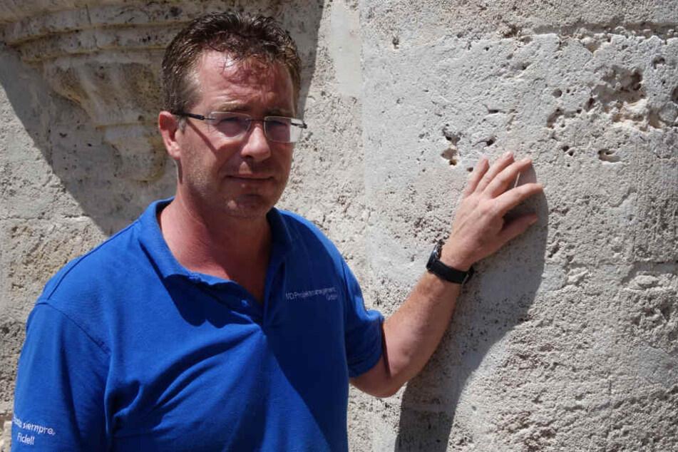 Michael Diegmann lebt mittlerweile in Havanna, ist nur noch einige Wochen im Jahr in seiner Heimat in Thüringen.
