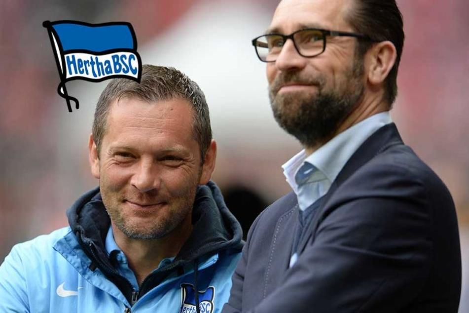 Nach 2:4: Ist Hertha in der Krise, Herr Preetz?