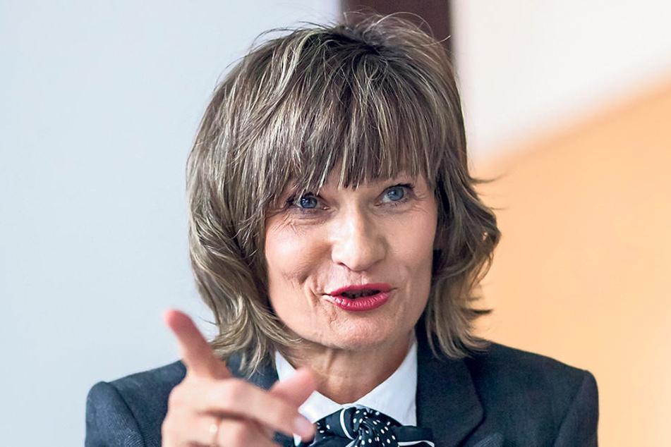OB Barbara  Ludwig (55, SPD).