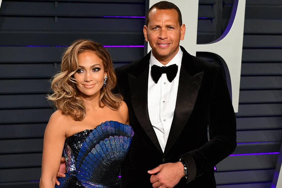 Jennifer Lopez und Alex Rodriguez haben sich verlobt.