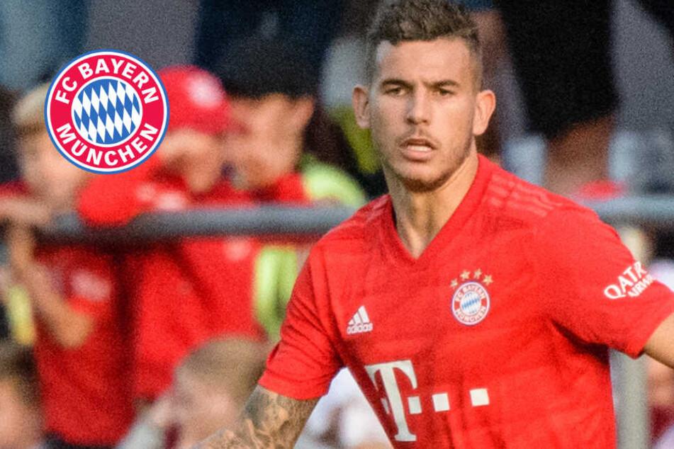 FC Bayern ohne Lucas Hernández im DFB-Pokal gegen Schalke!