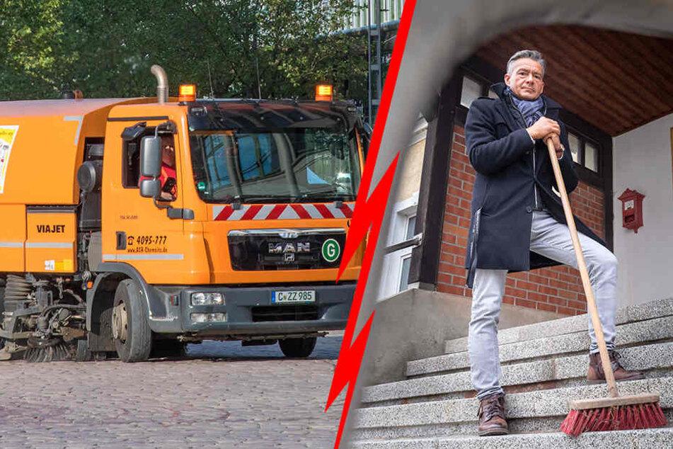 """""""Bei uns kehrt jeder vor der eigenen Tür"""": Ortschaftsräte wehren sich gegen ASR"""