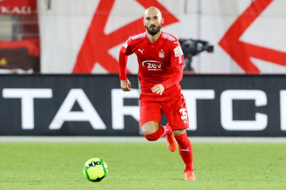 Nico Antonitsch verlängert den auslaufenden Vertrag bis Ende Juni 2019.